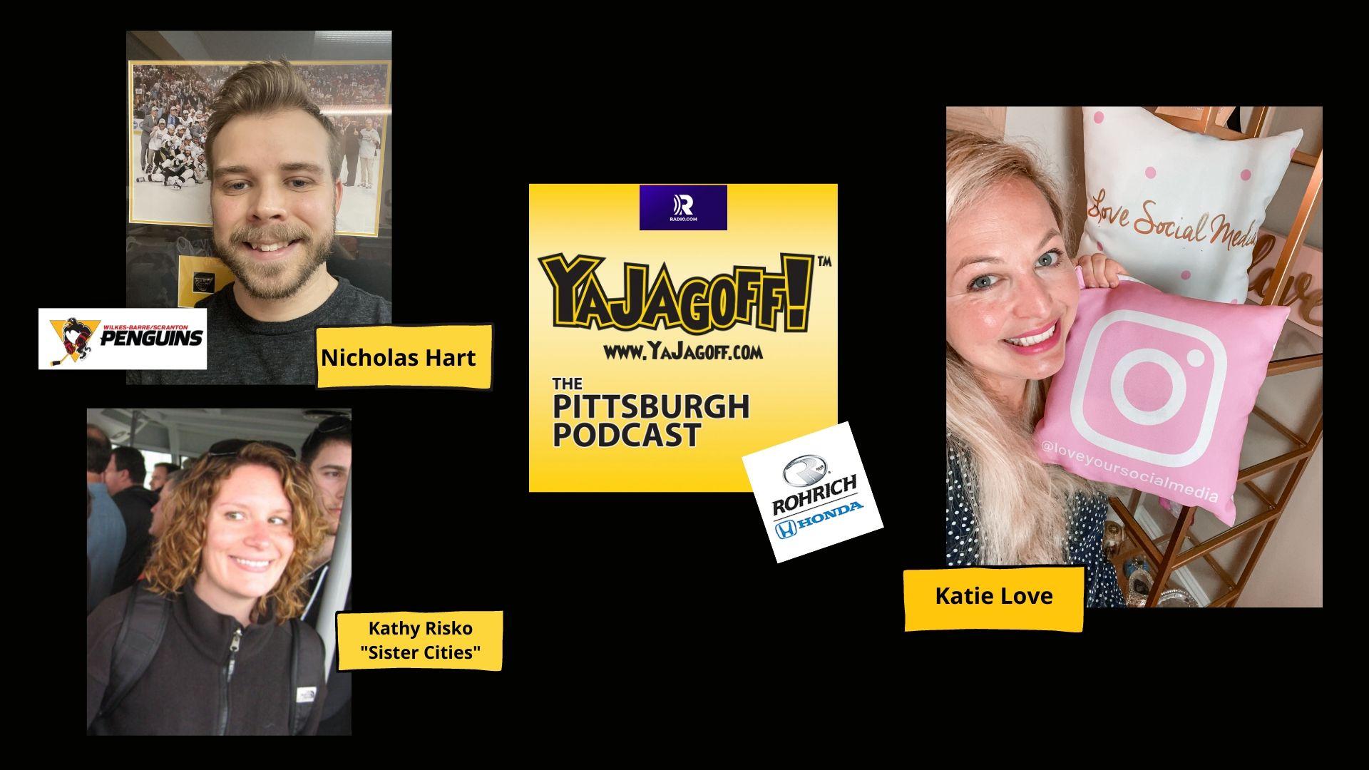 YaJagoff Podcast Wit Nicholas Hart
