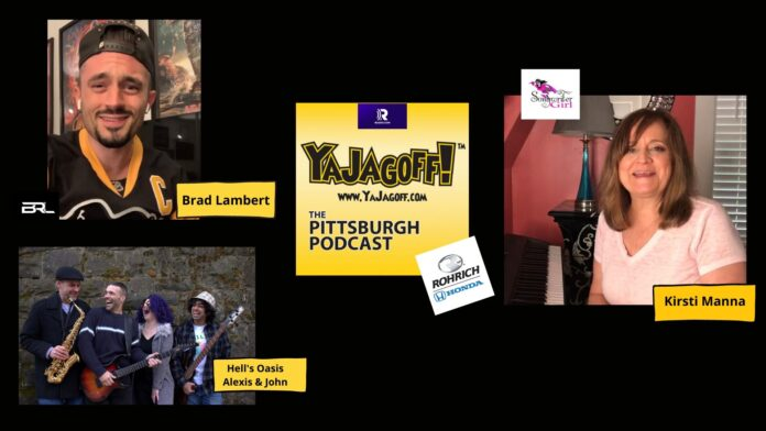 YaJAgoff Podcast With Kirsti Manna
