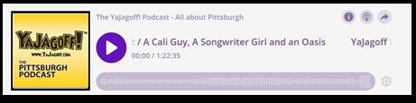 Player Bar YaJagoff Podcast