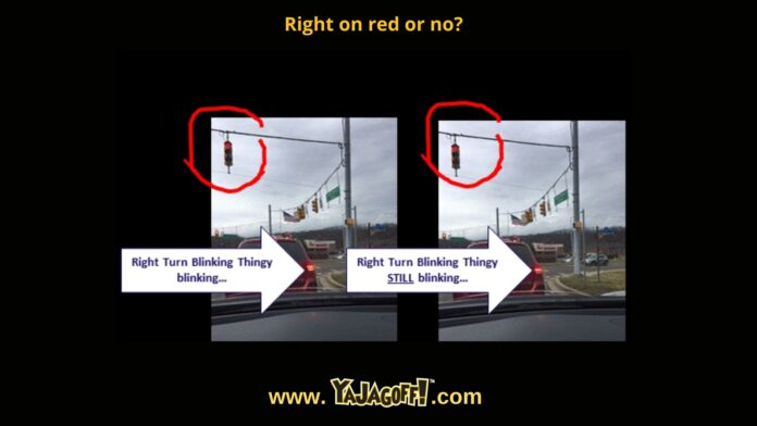 YaJagoff Blog Post Bad Driver