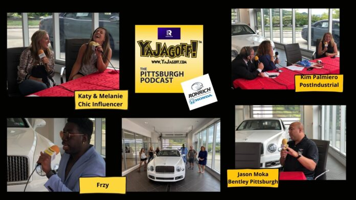 YaJagoff Podcast With Bentley Pittsburgh