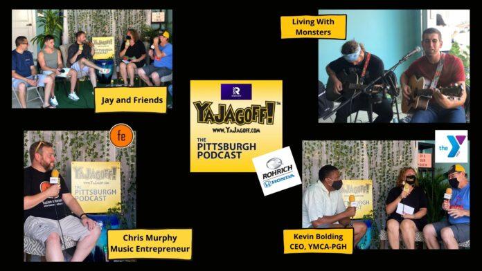YaJagoff Podcast Pittsburgh YMCA