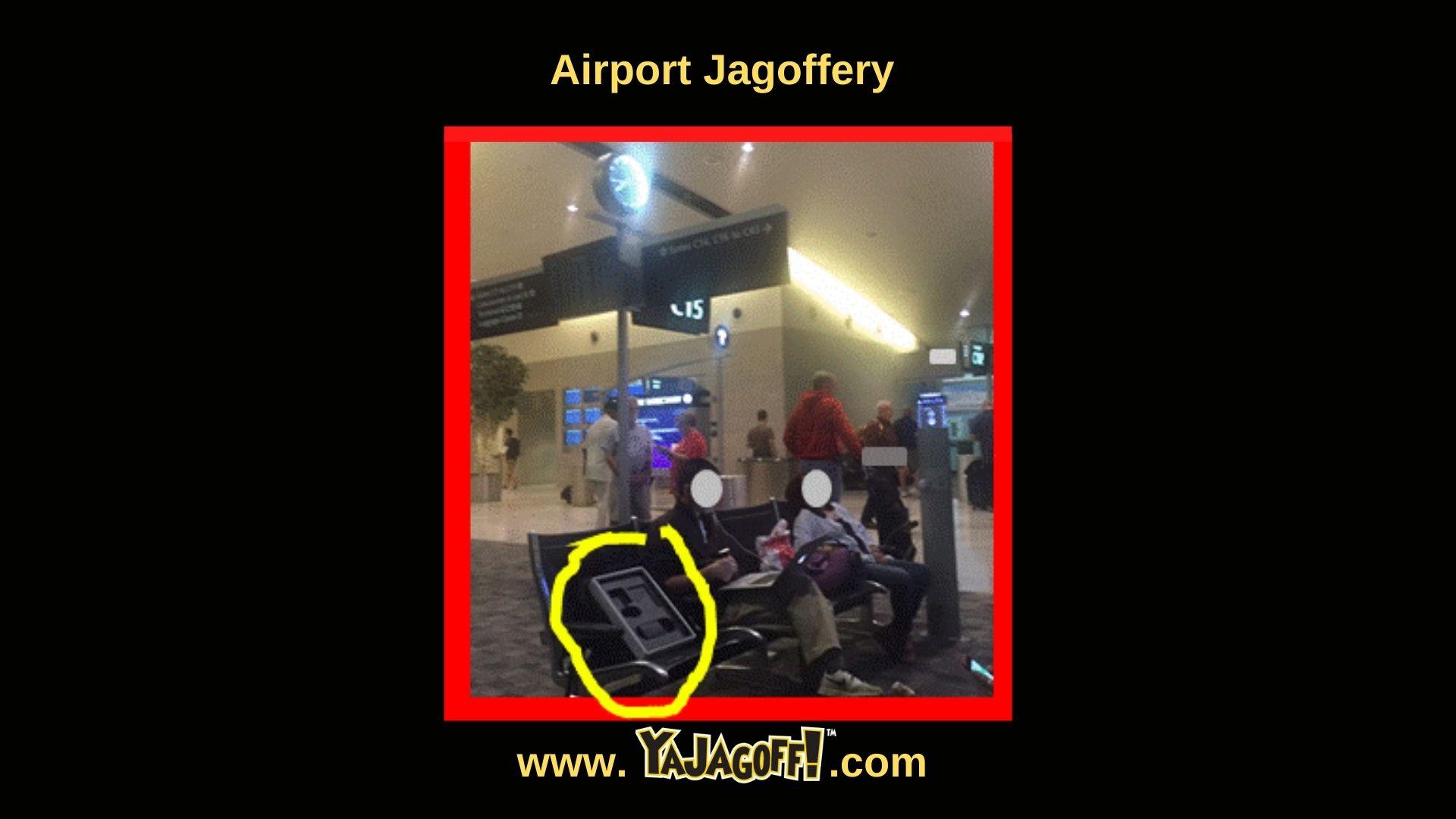 YaJagoff blog Airport Jagoff