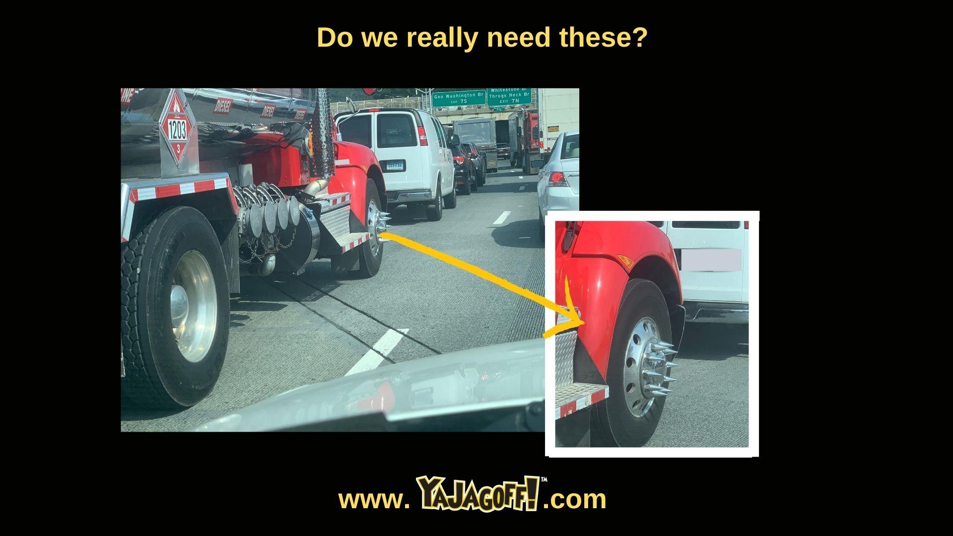 YaJaoff Blog Truck Drivers