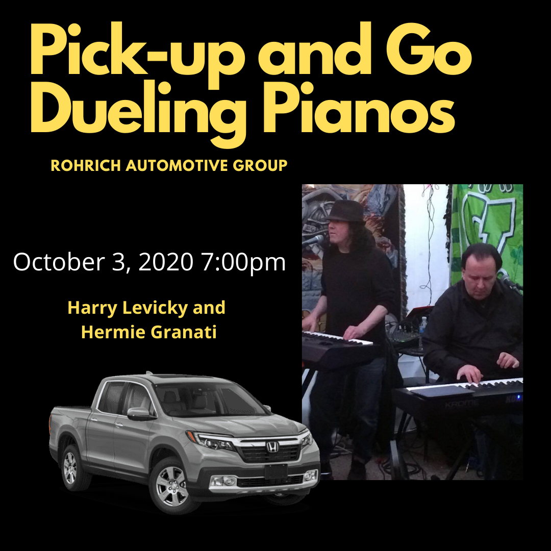 Dueling Pianos, YaJagoff Podcast
