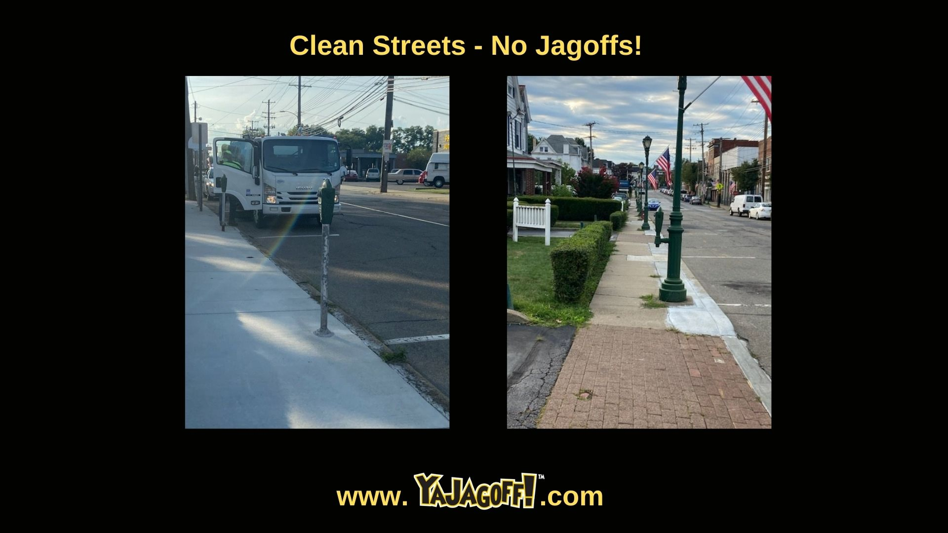 Jagoff Pic of Bellevue Streets