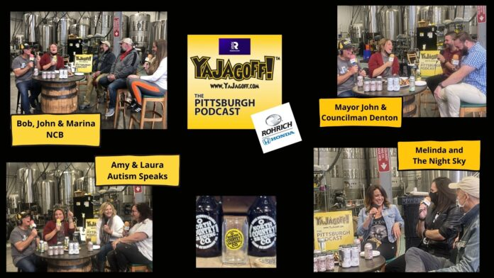 YaJagoff Podcast Photo Collage