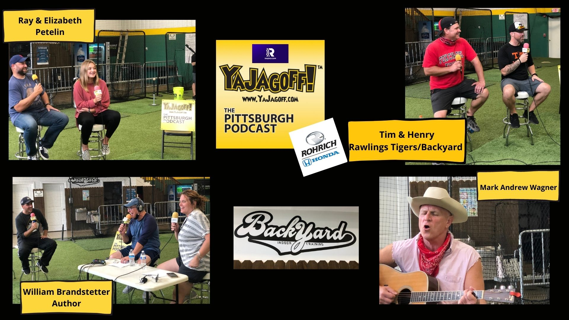 YaJagoff Podcast from Rawlings Tigers