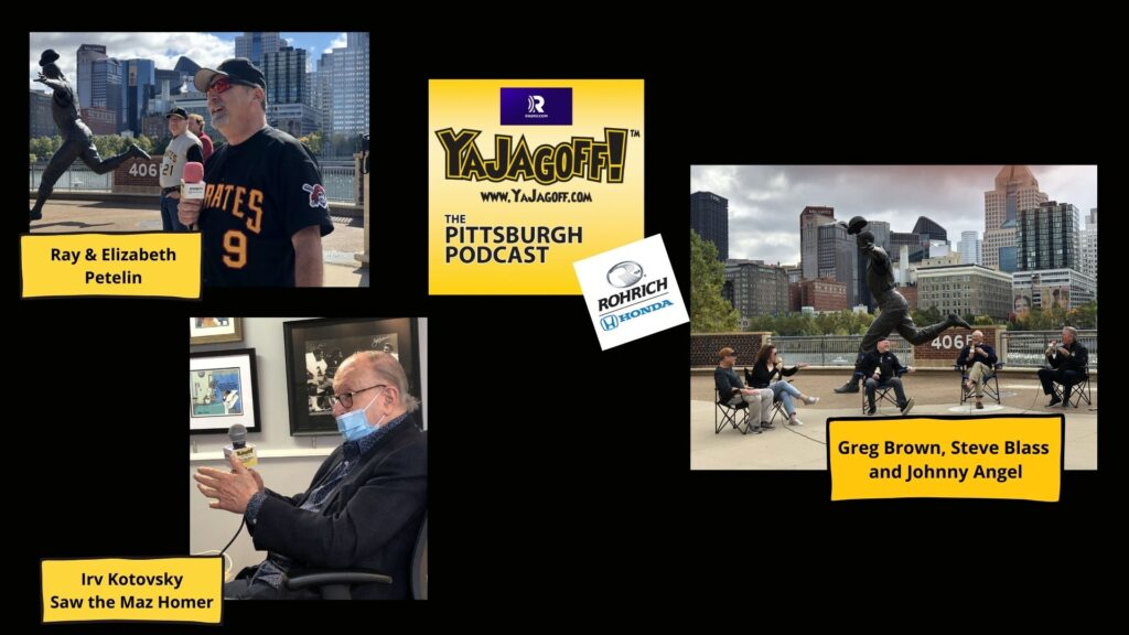 YaJAgoff Podcast of Pittsburgh