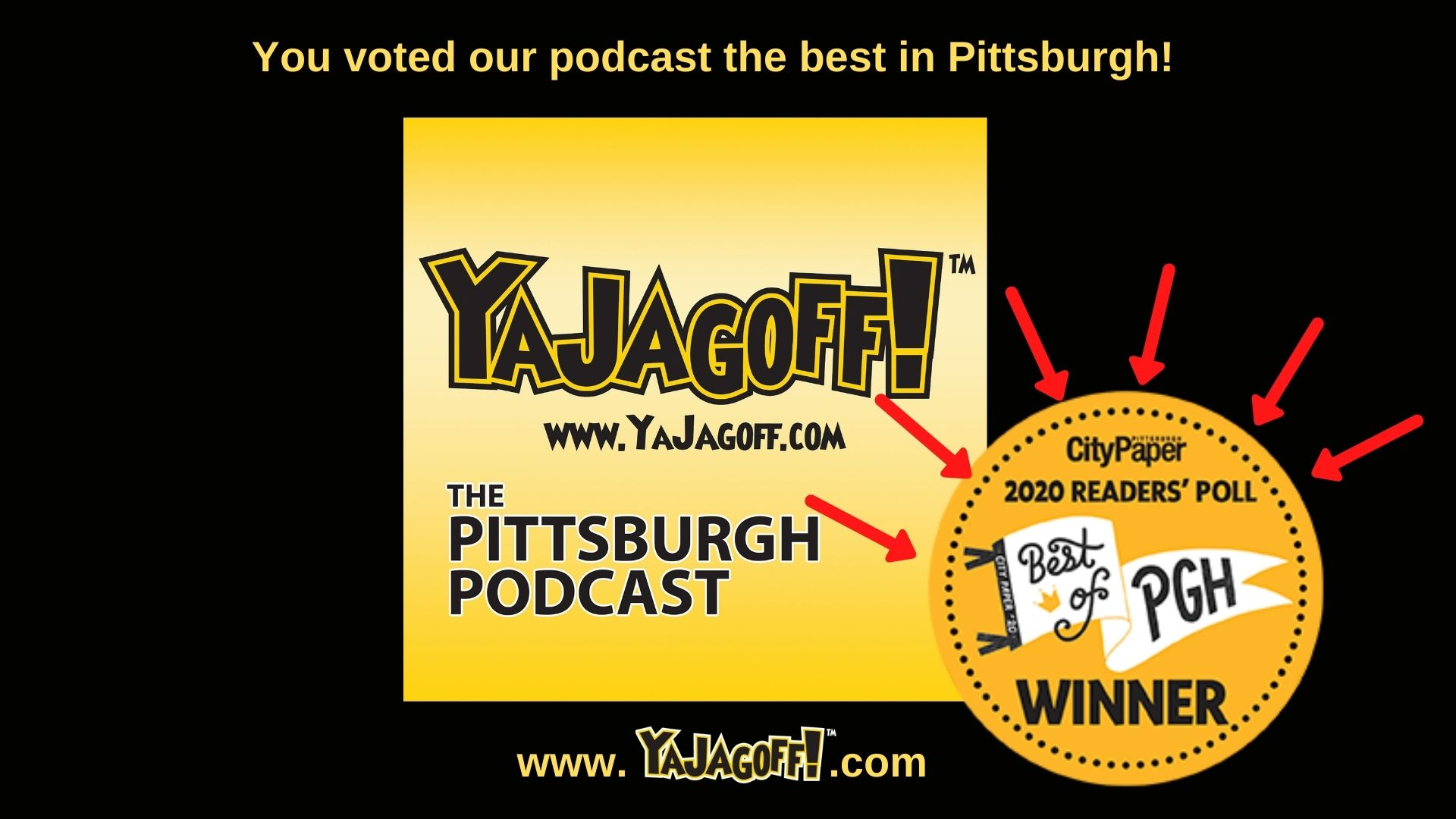 Best of Pittsburgh Podcasts