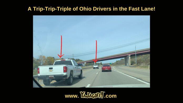 'YaJagoff Jagoffs Ohio Drivers