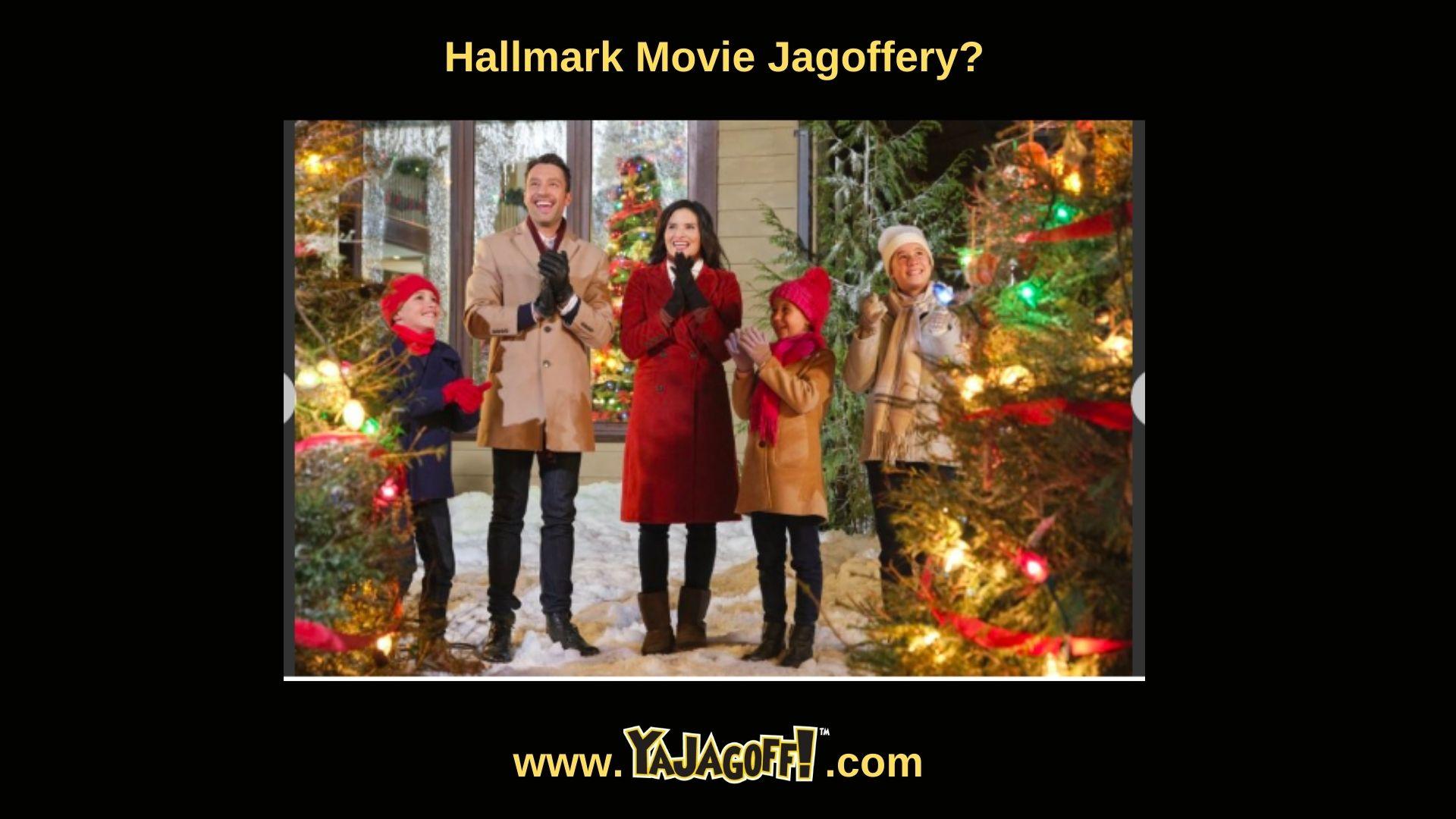 Hallmark Movie Jagoffs