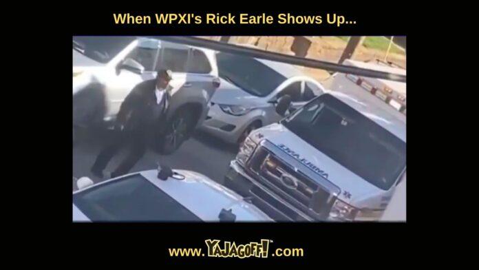 WPXI Parking Officer Blocks Ambulance