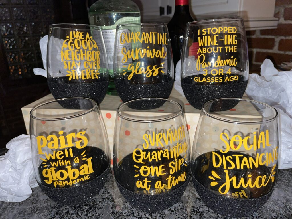 YaJagoff Podcast Drinking Glasses