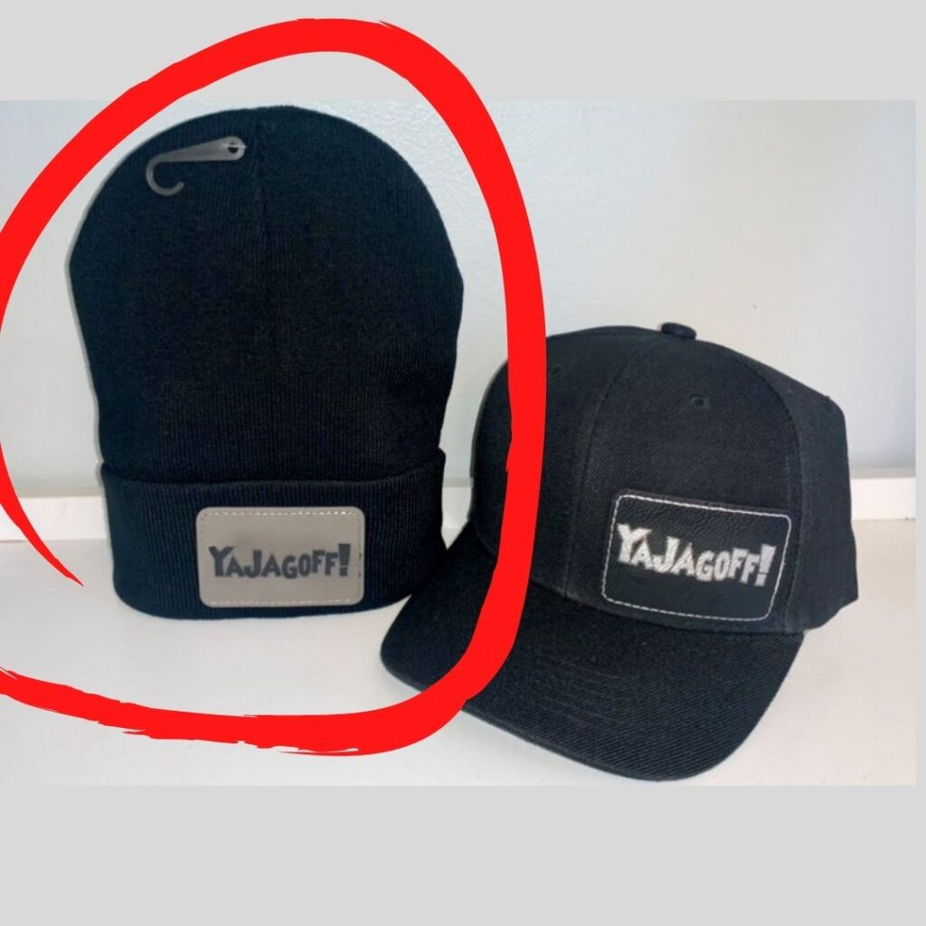 YaJagoff Tossle Cap from YinzLidz