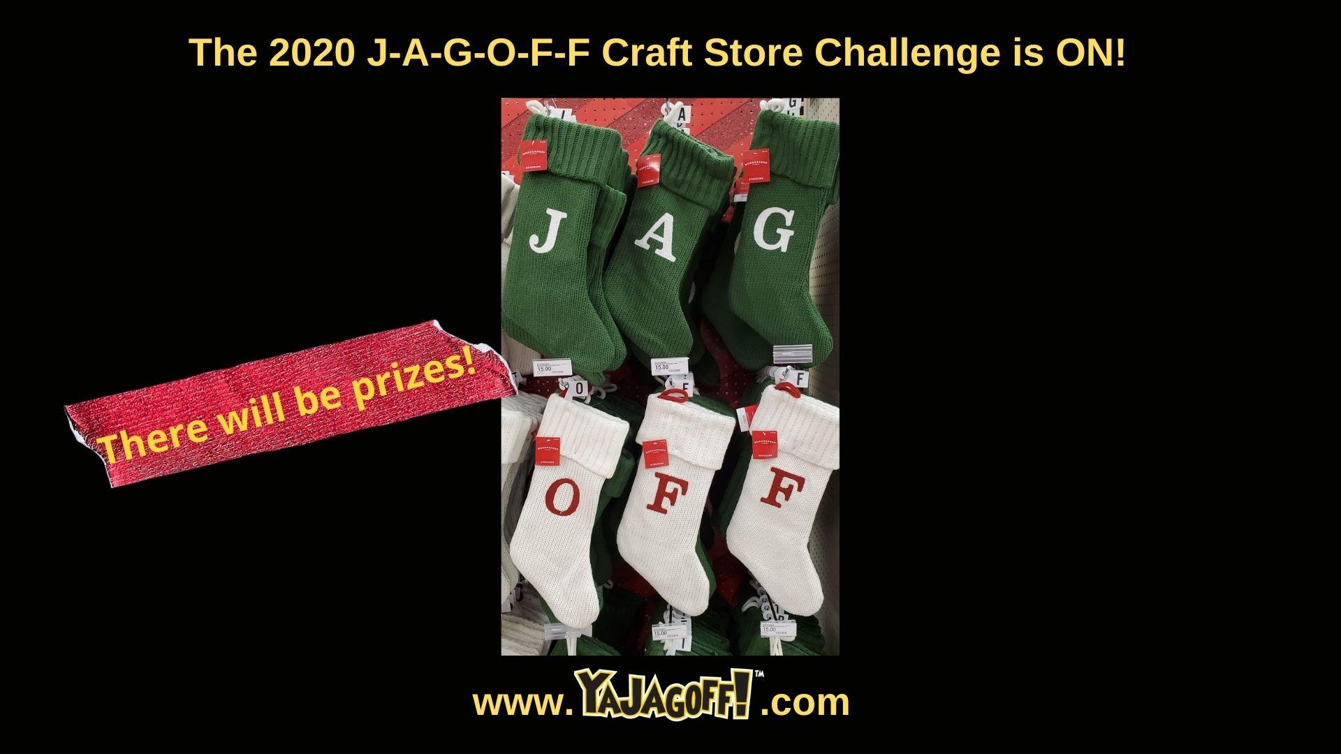 The 2020 jagoff challenge