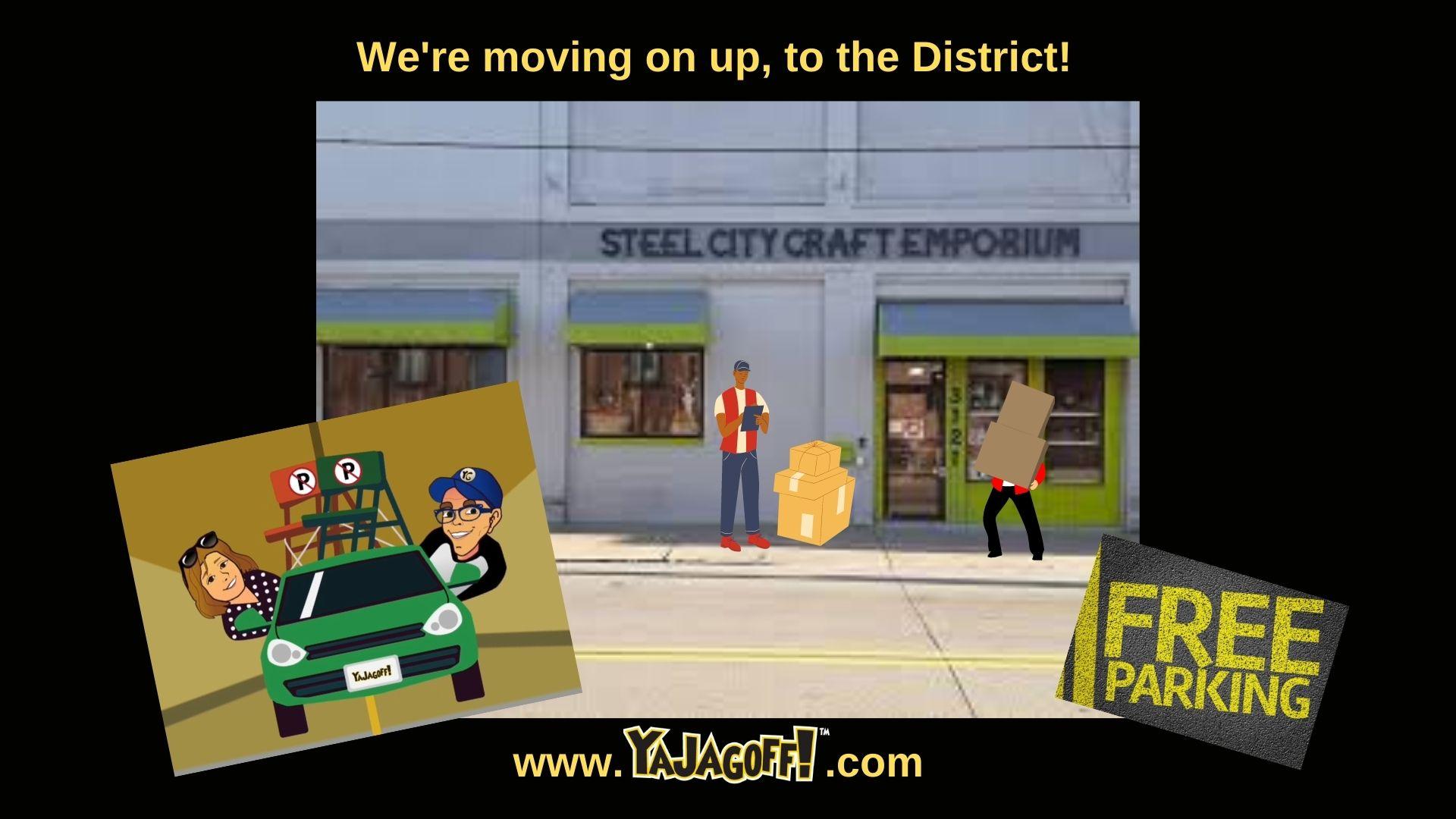 Y*aJagoff and Steel City Craft Emporium