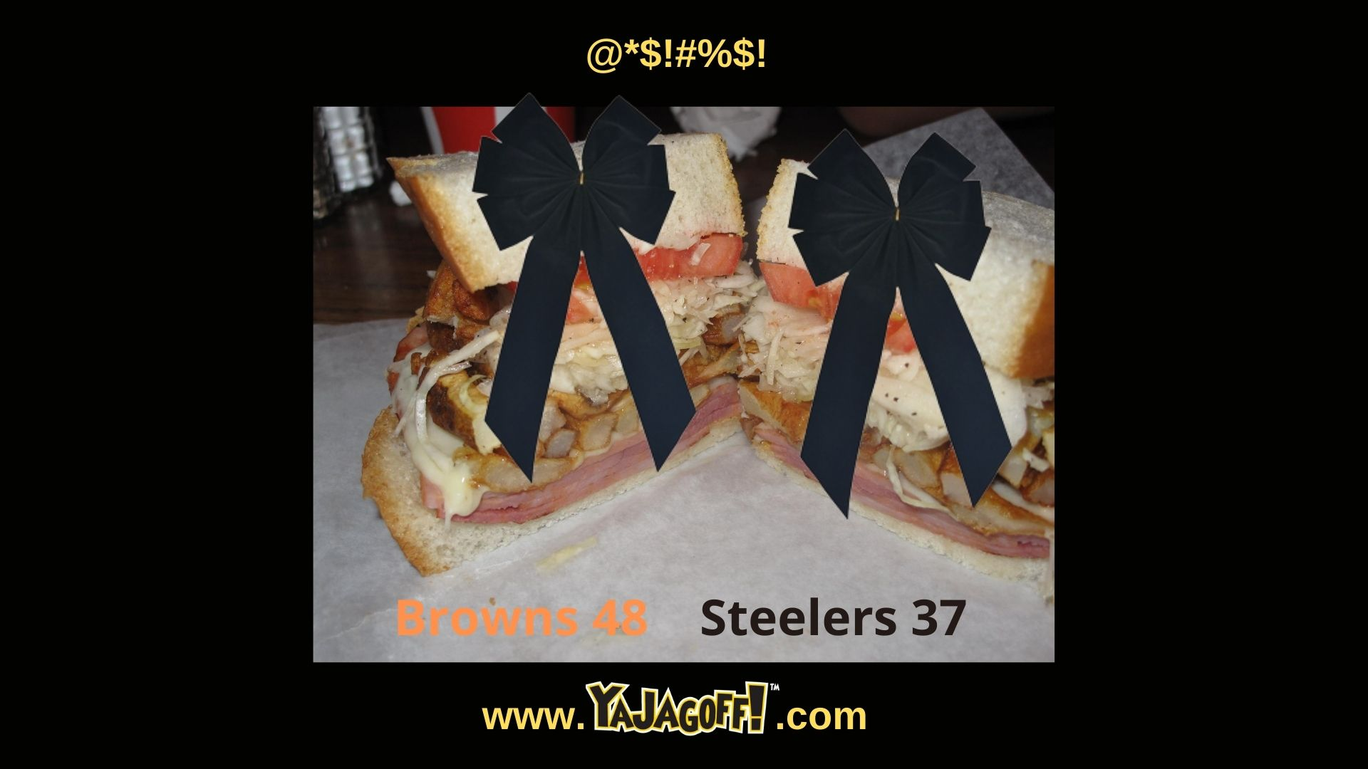 Steelers Lose to Browns