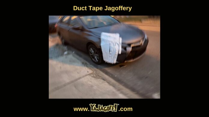 Duct Tape Pittsburgh Jagoff