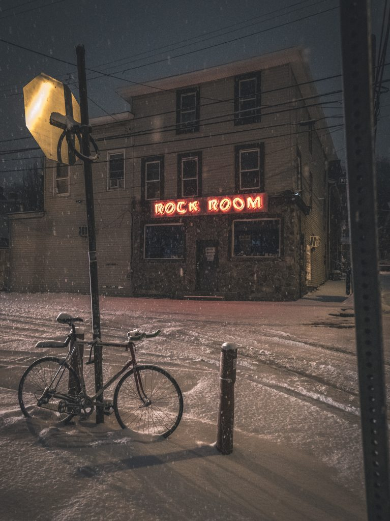 Polish Hill Rock Room