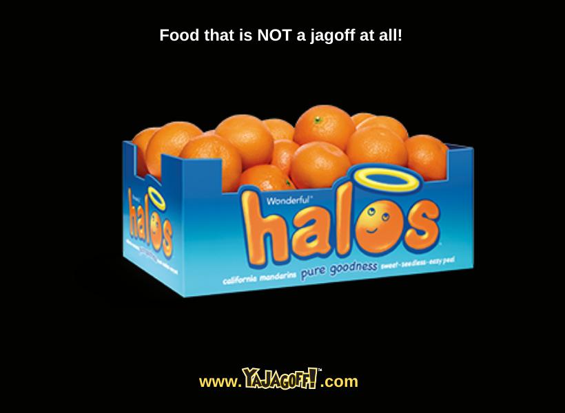 Halos and Pittsburgh Jagoffs