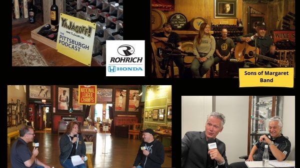 Pittsburgh Podcast Collage Clemente Museum