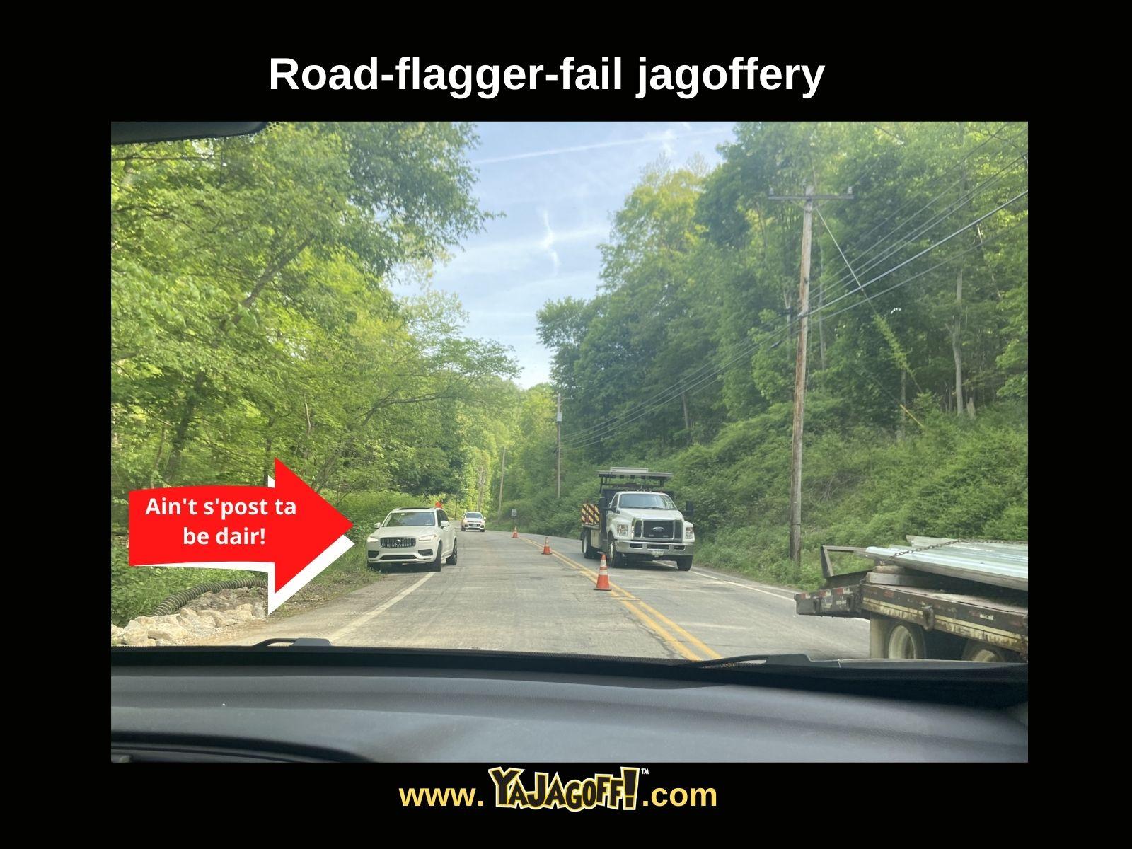 Flagger Jagoff