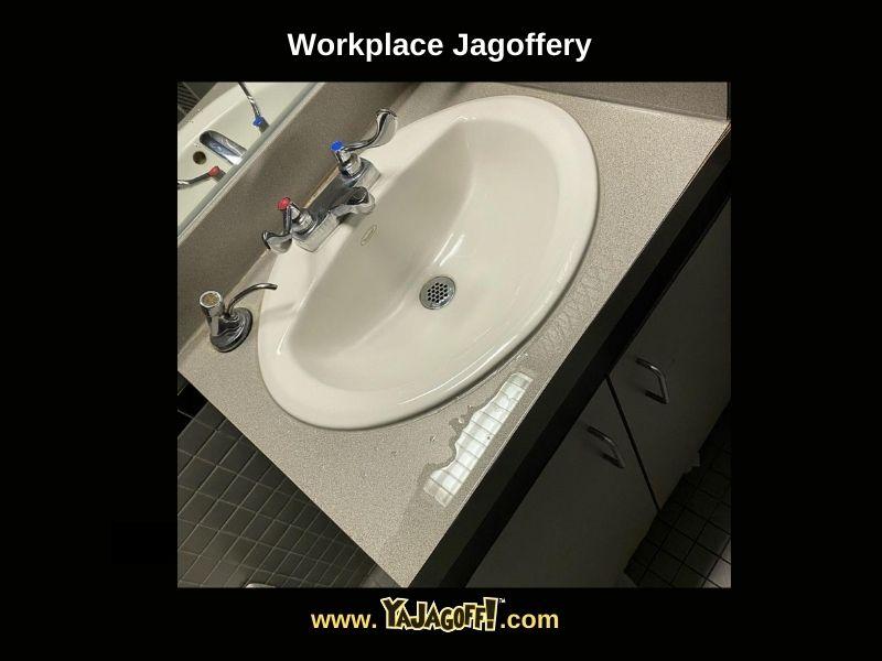 Jagoffs at work