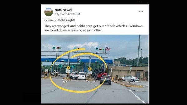 PA Turnpike Crash