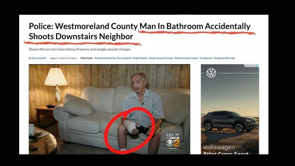 Man shot from bathroom jagoff blog