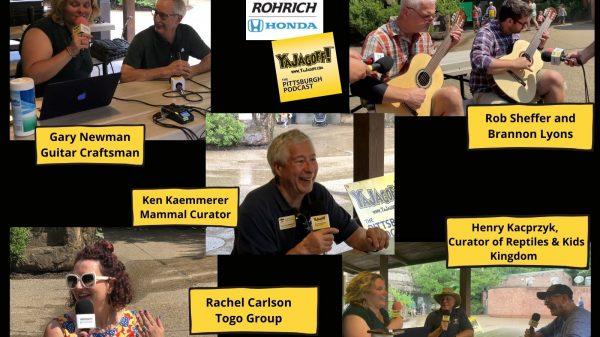 YaJagoff Podcast Pittsburgh Zoo