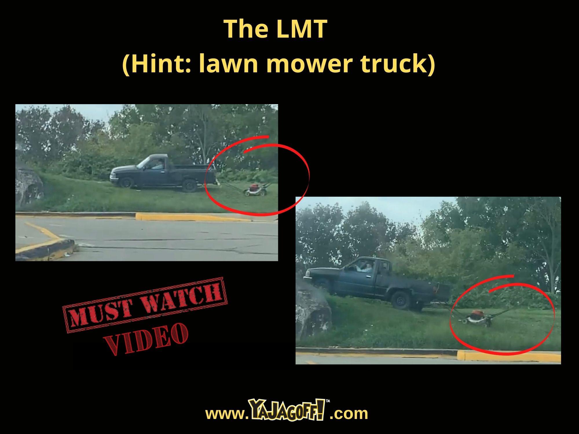 lawn cutting jagoffs