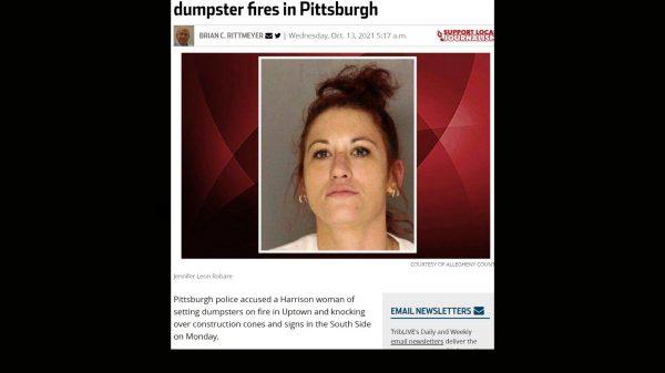 Dumpster fire jagoff