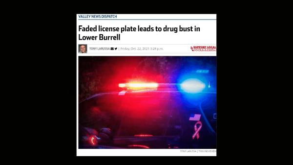 Dumb Criminal jagoff